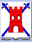 Wappen roter Turm